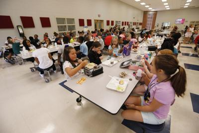 School lunches have become more nutritious despite many challenges, a look at eight elementary schools shows