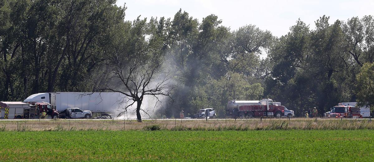 I-80 Multi-vehicle accident