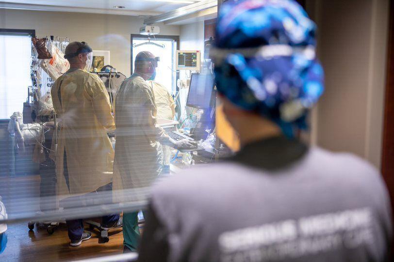 Nebraska Medicine intubation