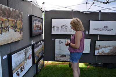 Brenda Schultz Art in the Park