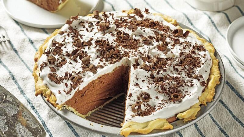 French silk pie has roots in Holdrege