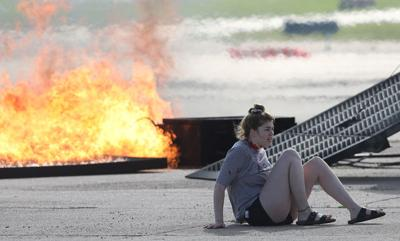Kearney Regional Airport disaster drill