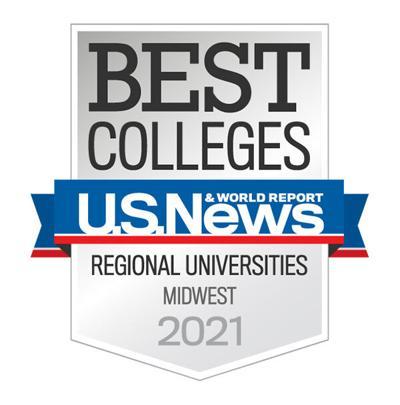 U.S. News Best Colleges logo