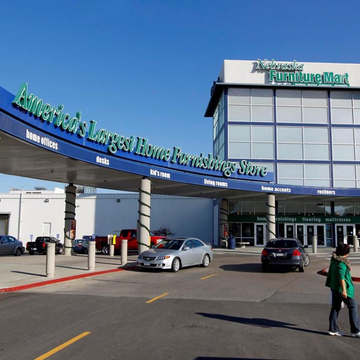 Nebraska Furniture Mart or 'NFM' Omaha based store rolls out new ...