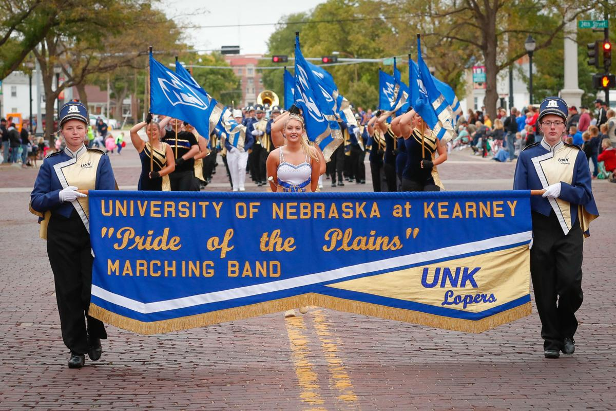 Lopers Ready To Show Their Pride During Homecoming Week
