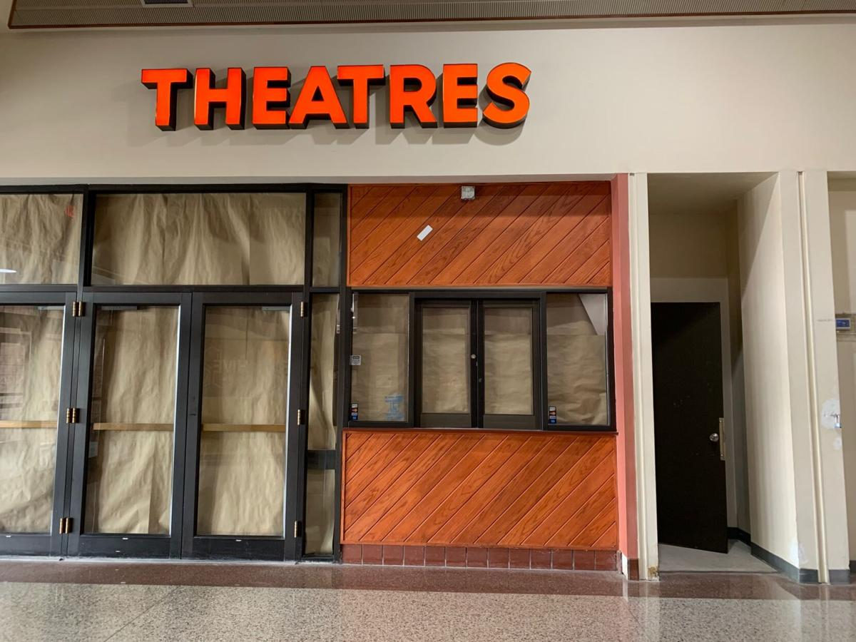 Hilltop Mall theatres