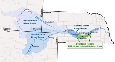 Platte diversions, later releases to river focus of new PRRIP ... on