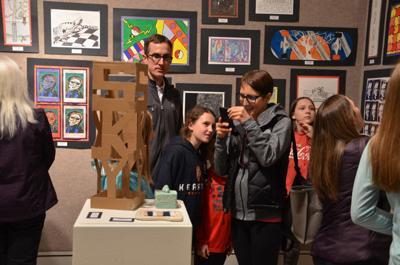 Student Art Show at MONA