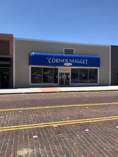 Corner Nugget thrift store