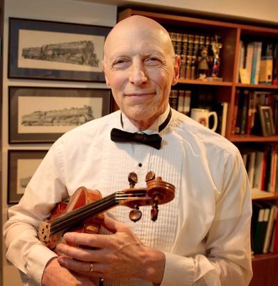 Michael B. Godfrey in 2014