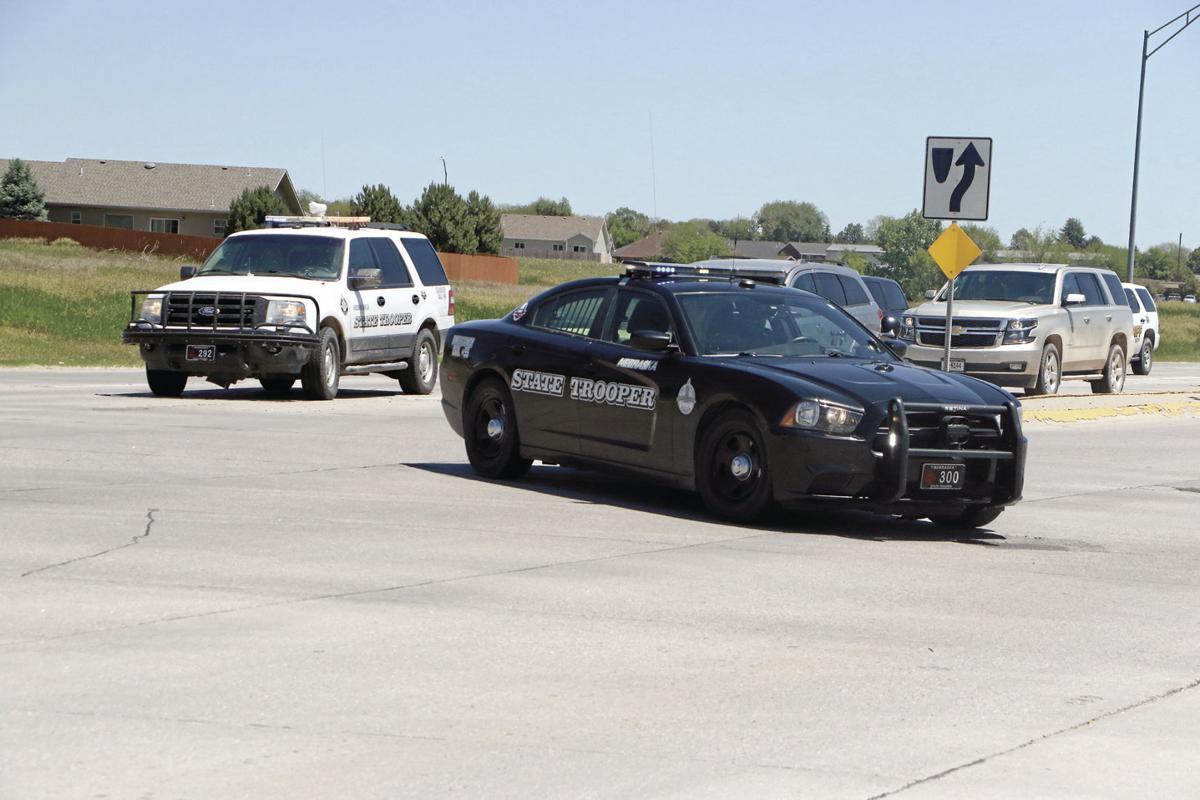 PHOTOS: Fallen Nebraska State Patrol trooper honored by law enforcement, emergency responders