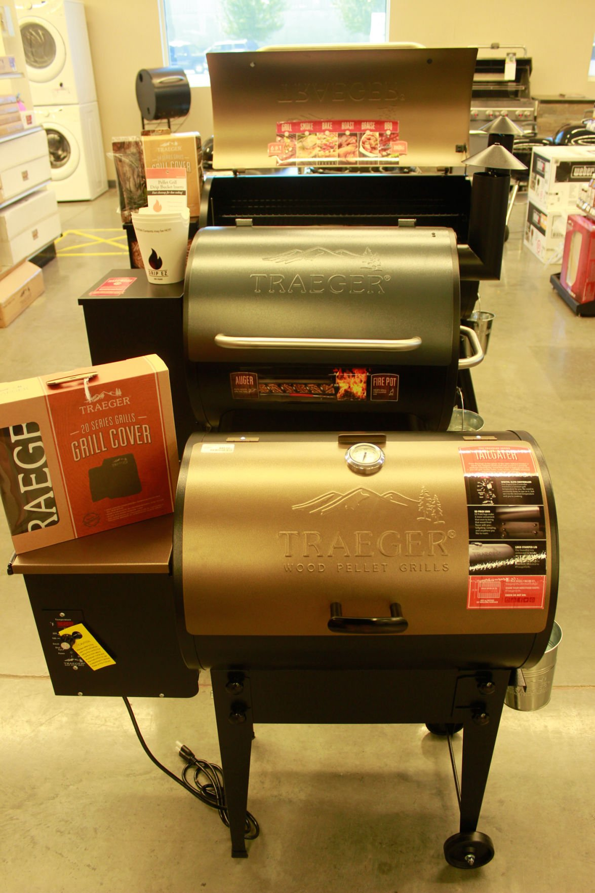 Different Types Of Grills Each Offer Unique Flavors