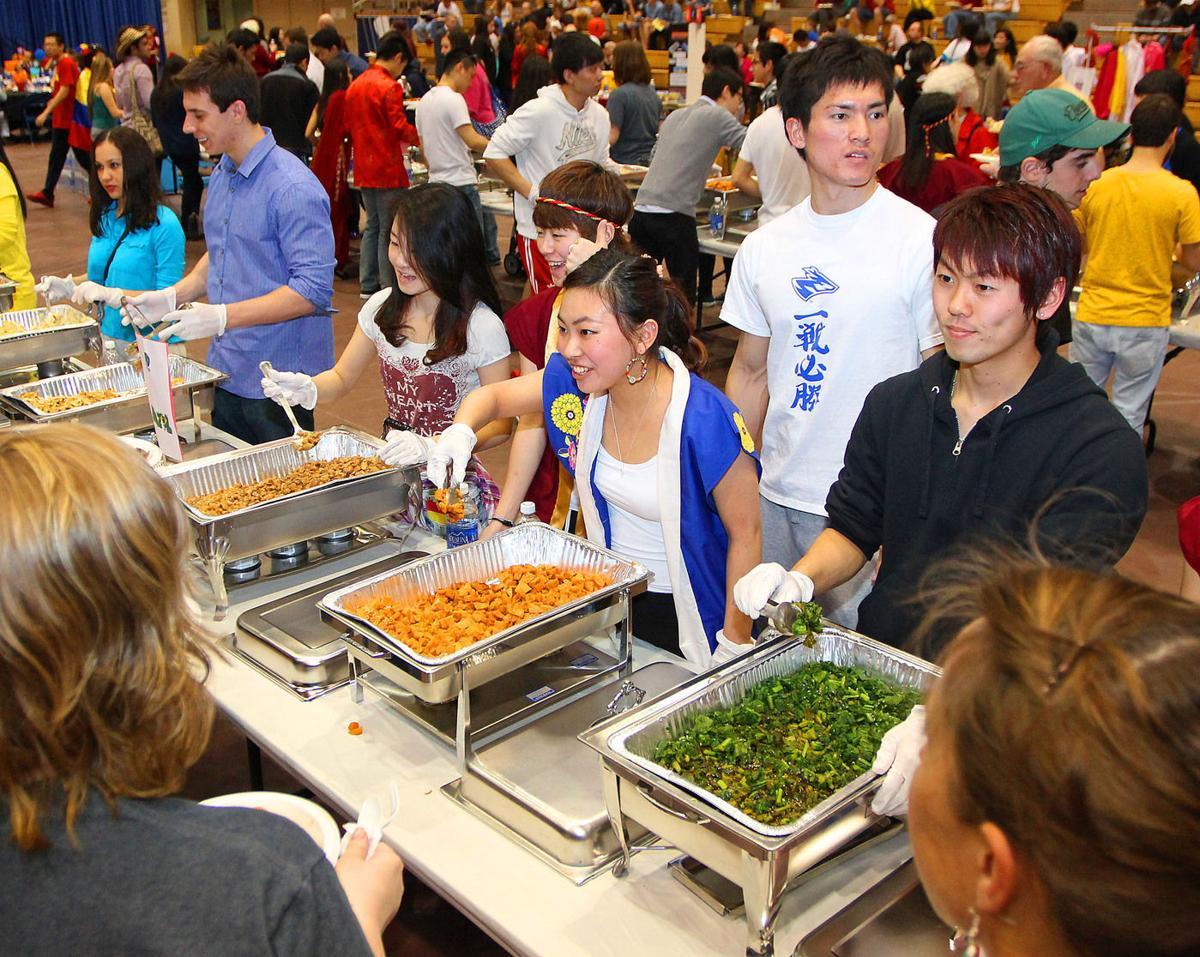 International Food Festival Unk