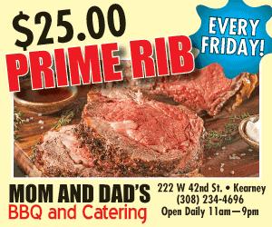 Prime Rib Friday