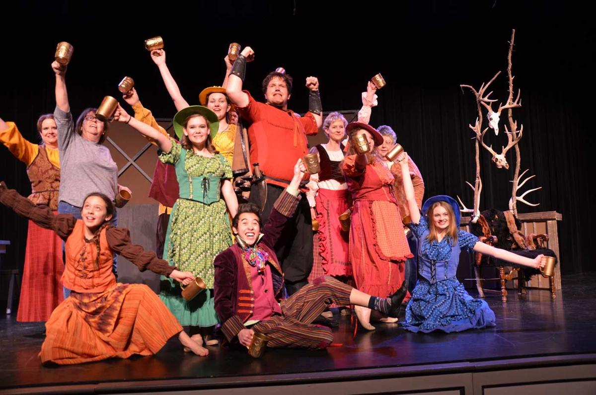 beast community_Minden Community Players bring 'Beauty and the Beast' to stage | Entertainment ...