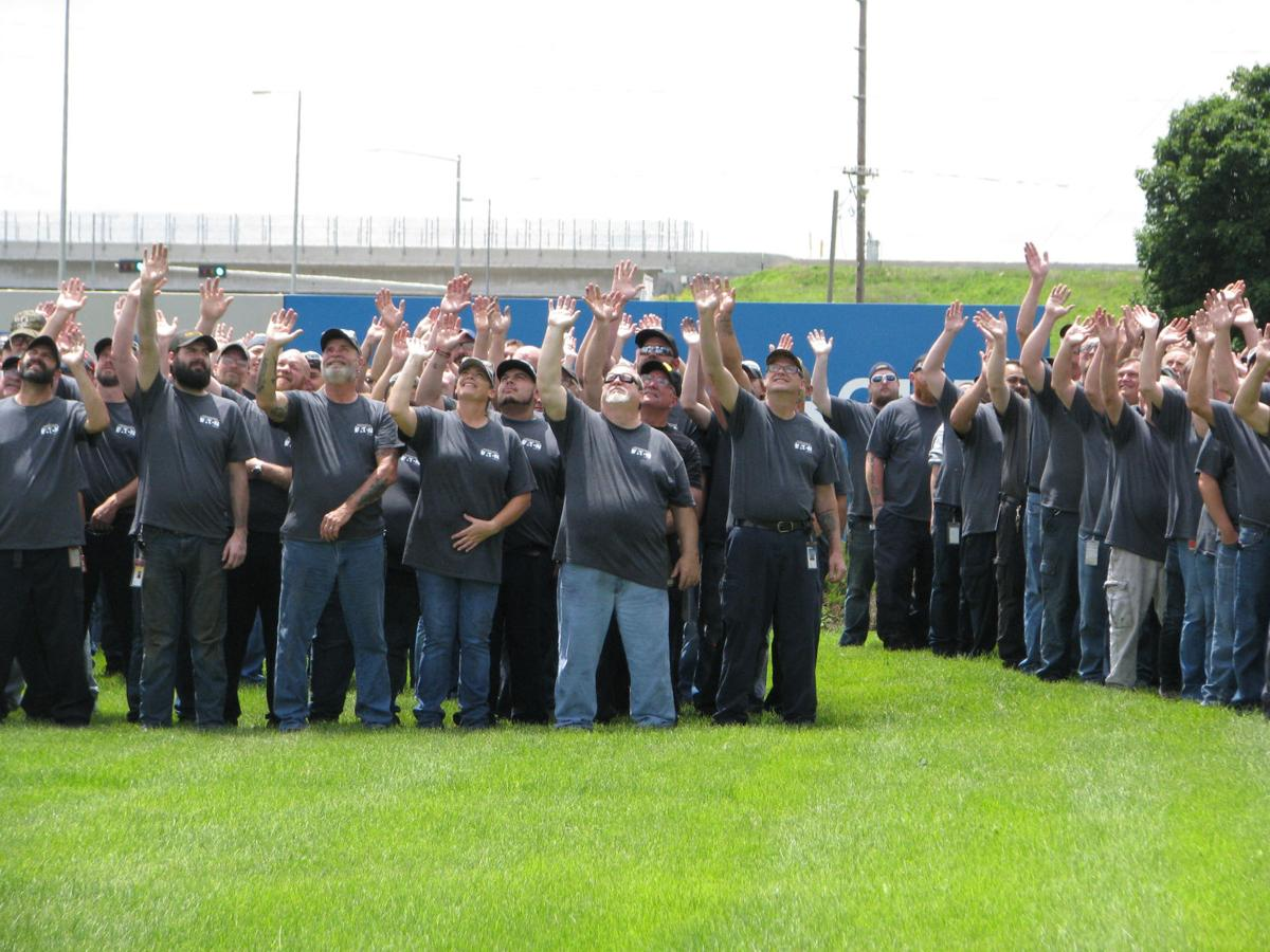 Eaton Corp. team members