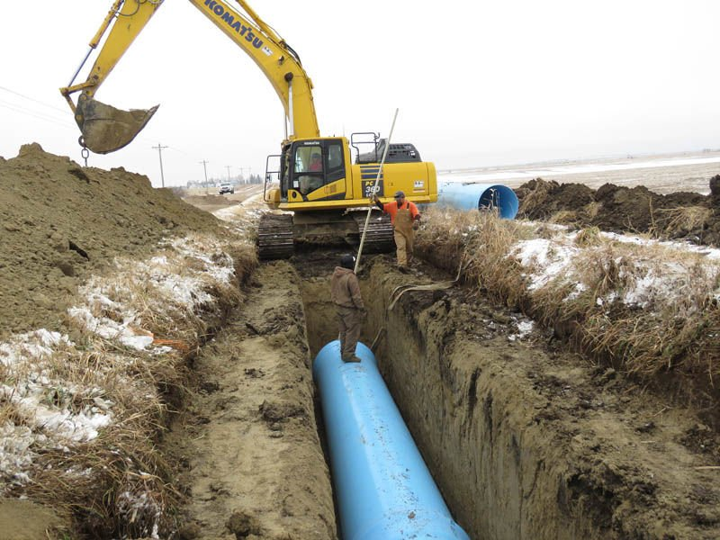BSB Construction pipeline