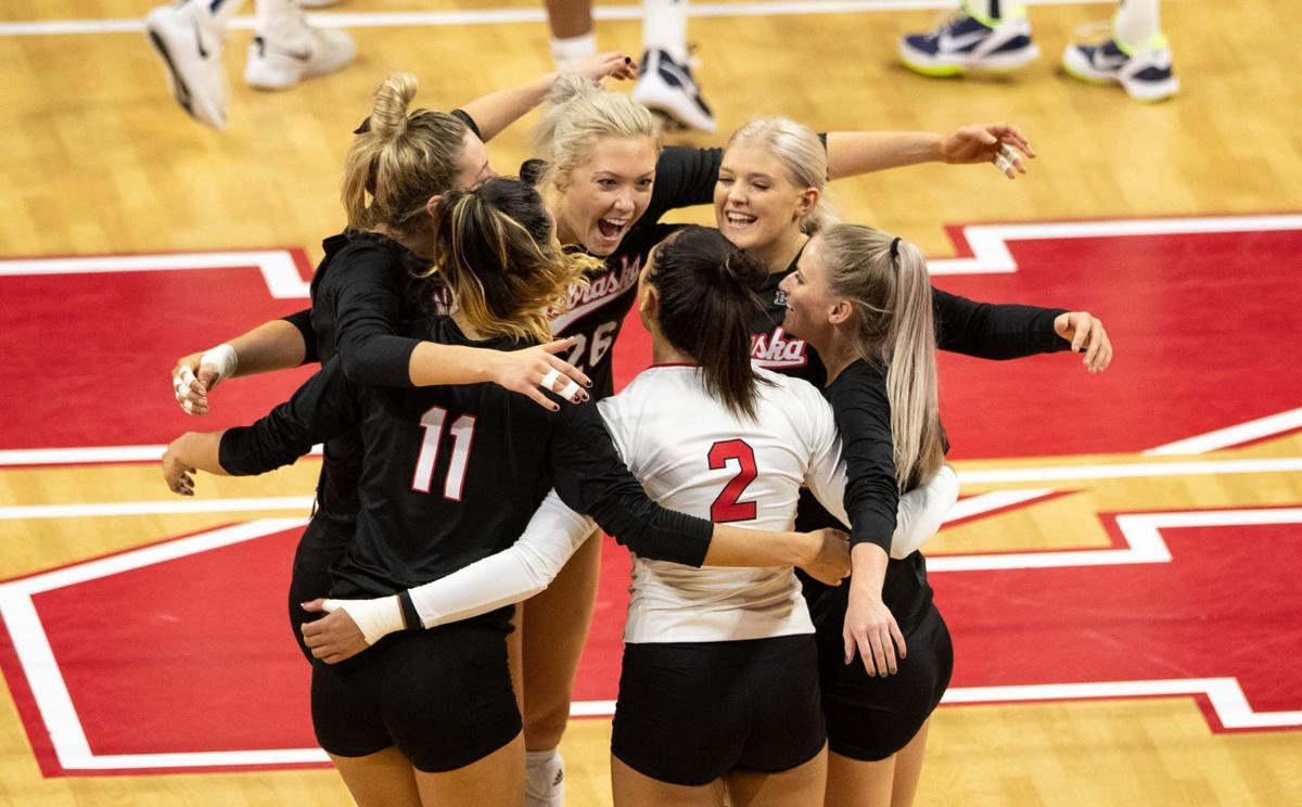 Husker Volleyball Is No 5 Seed But Nebraska Must Go Through Wisconsin To Make Final Four State Kearneyhub Com
