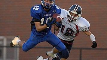 Perfection: Follmer completes all 11 passes as KHS rolls