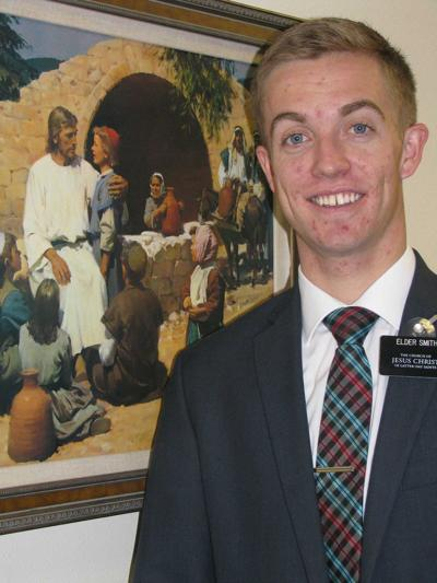 bb0bc972596 LDS mission work a growing period for Pleasanton graduate | Local ...