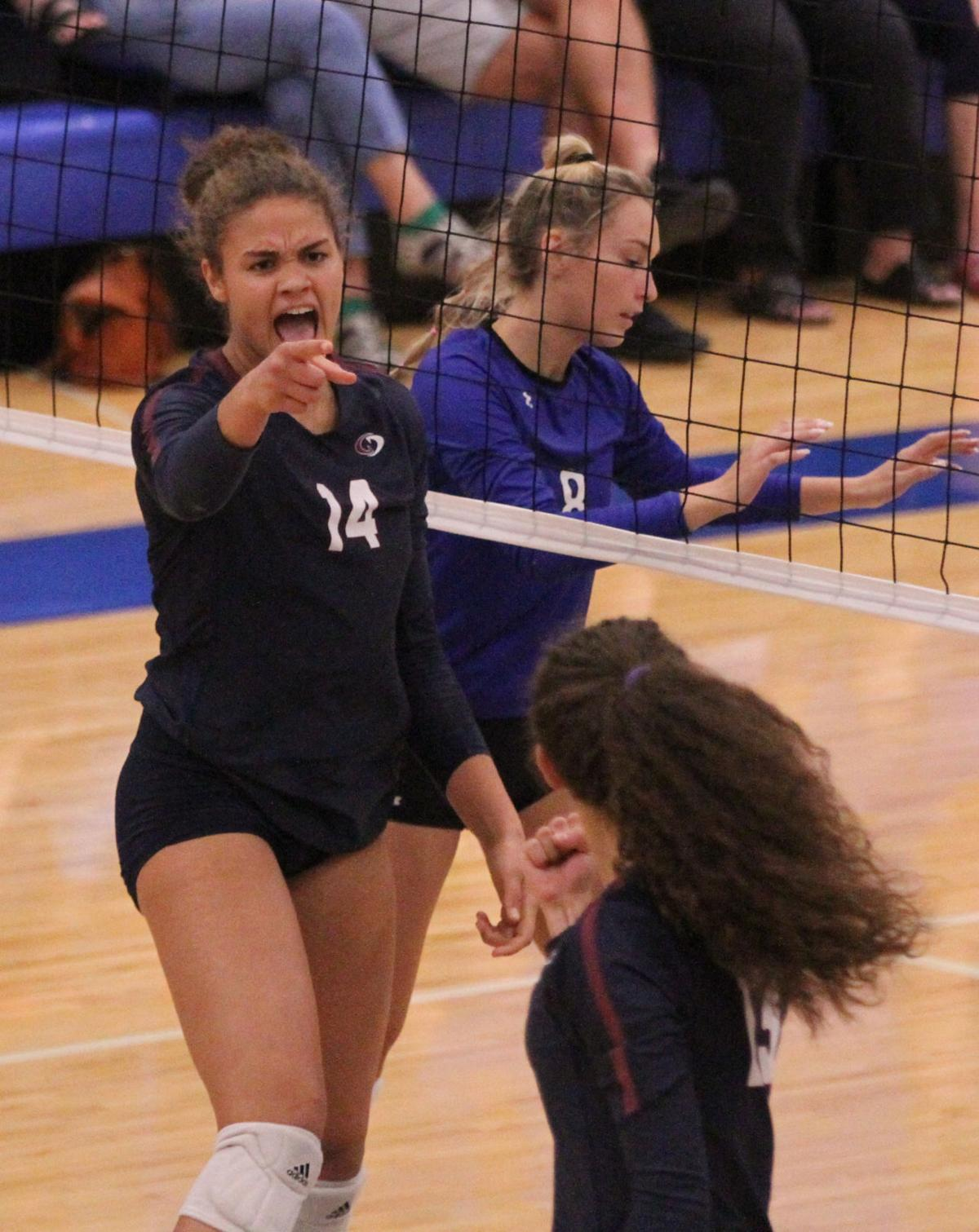 Photos Kearney High Volleyball Vs Lincoln North Star Gallery Kearneyhub Com