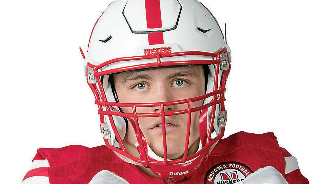Huskers' Jacob Weinmaster ready to step in as inside ...