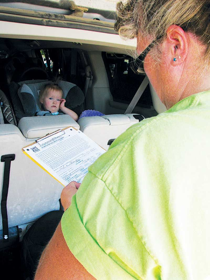 Safe kids coordinator turns traumatic experience into for Killion motors kearney ne