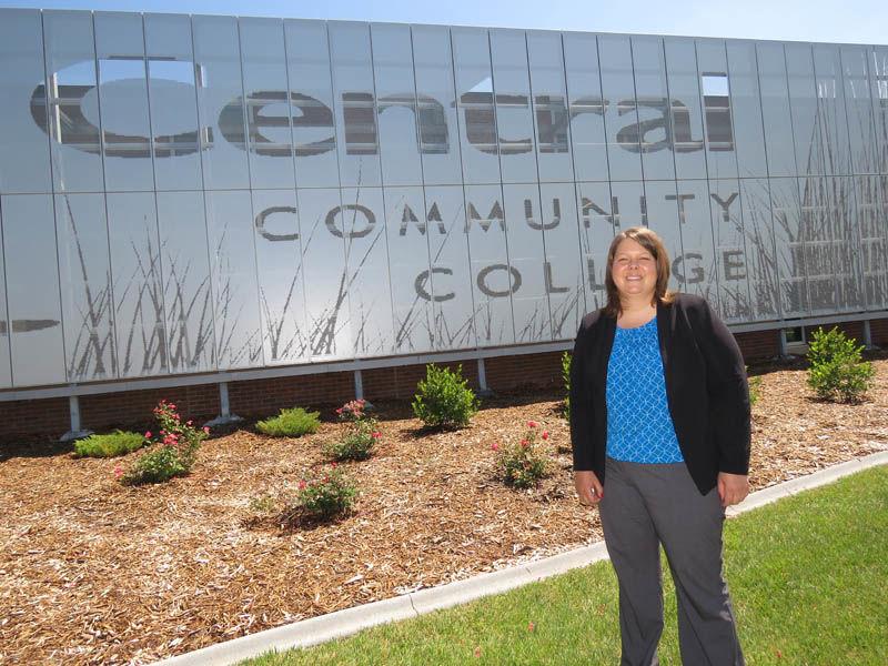 CCC's Dean of Enrollment Management Janel Walton