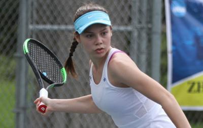 Vasilisa Polunova - Tennis