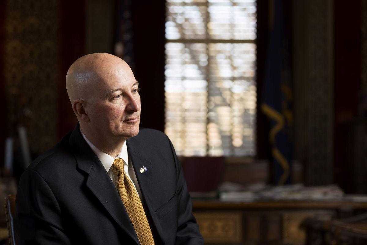 Ricketts takes victory lap before business summit state gov pete ricketts malvernweather Choice Image