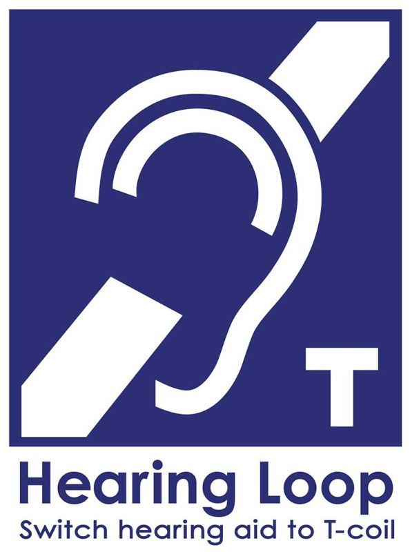 A Simple Device Called A Hearing Loop Has Hearing Loss