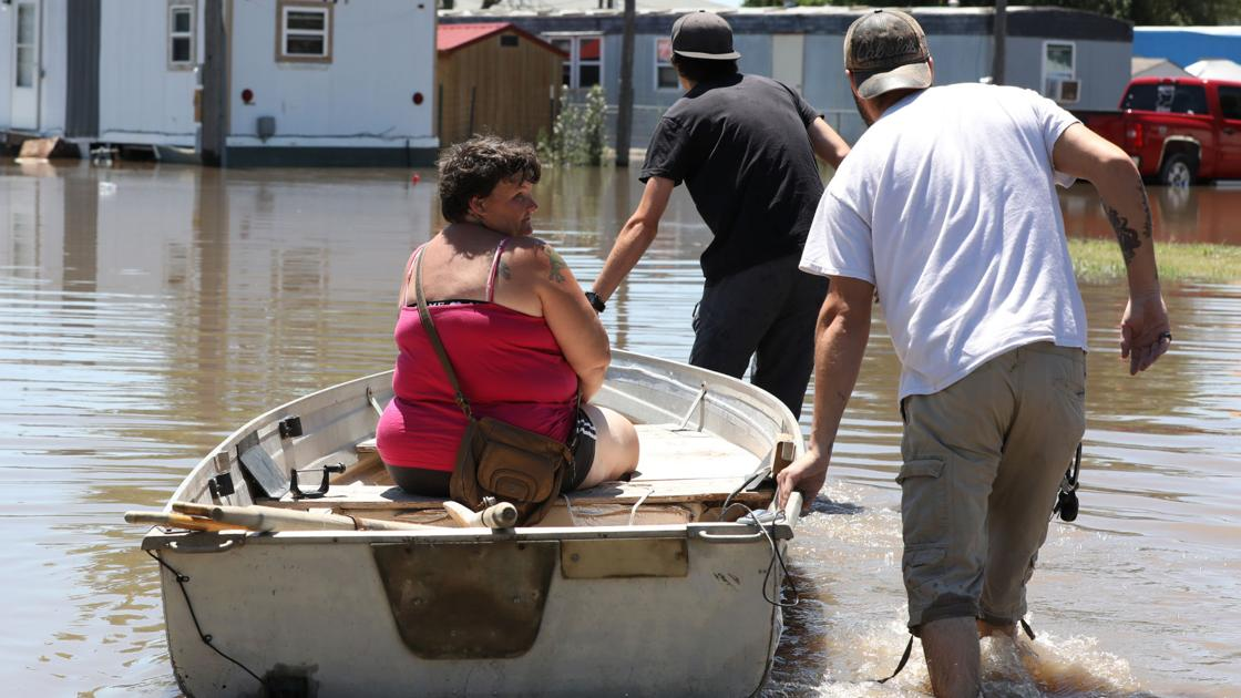 Photos: Flooding after July 8 storm | Gallery | kearneyhub com