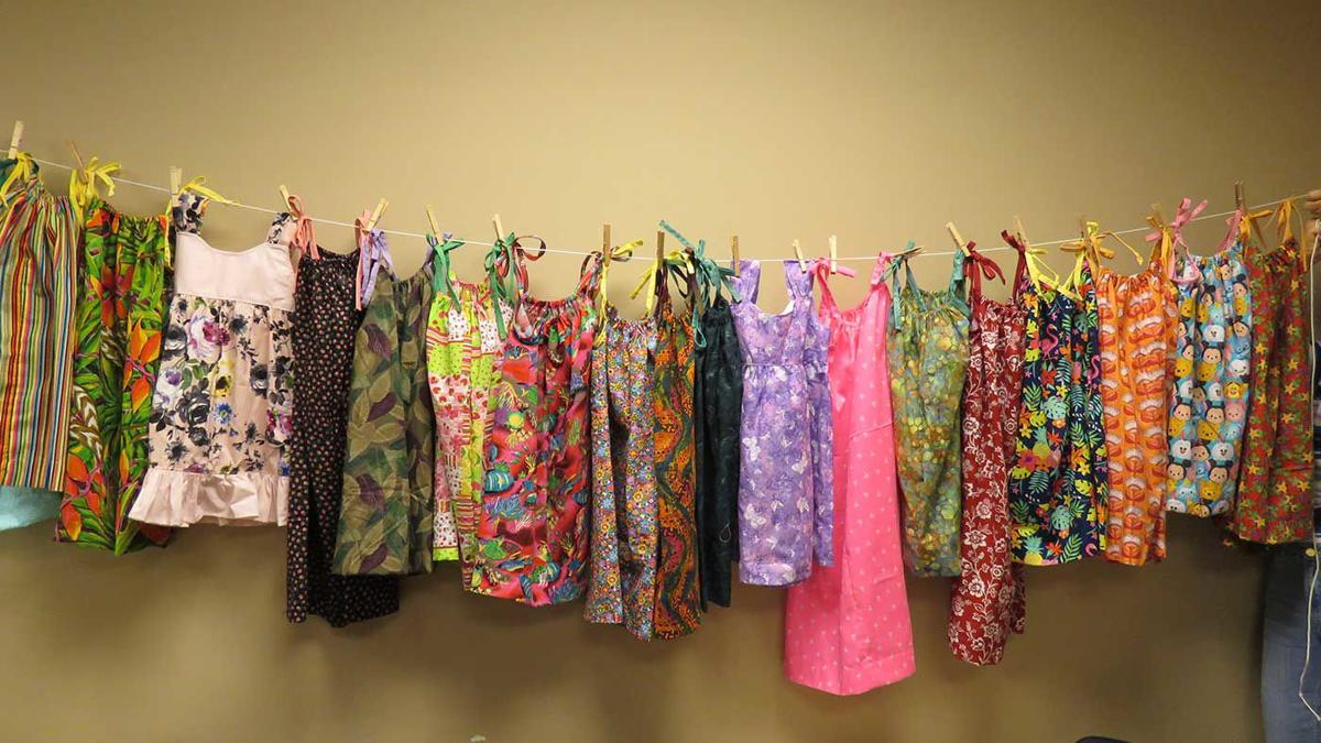 Dresses for Haiti