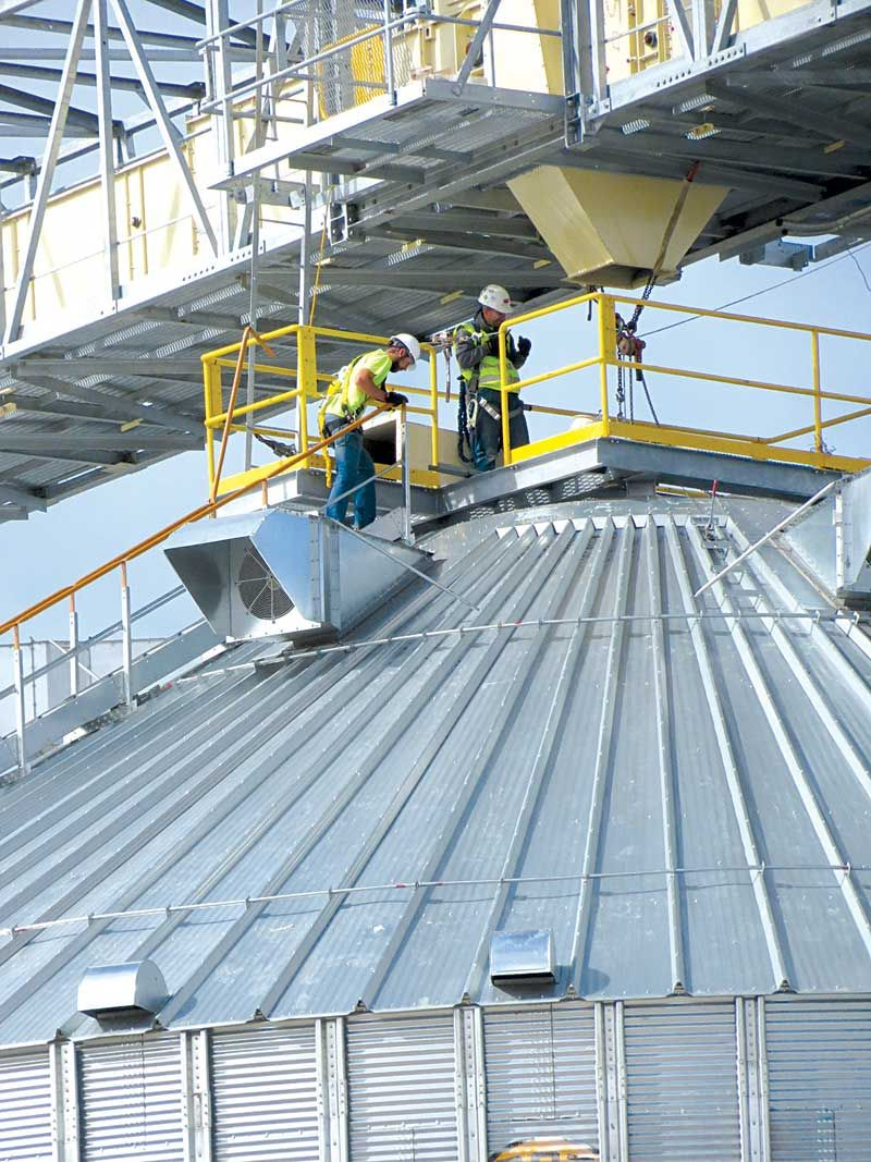 Cargill Elevator Near Holdrege Increases Grain Capacity By
