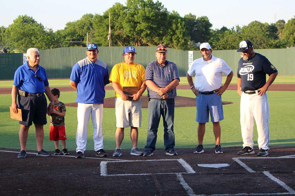 Younes and Spongberg honored