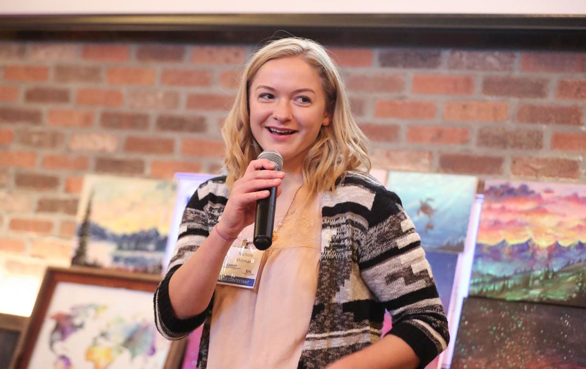 UNK sophomore Nicole Mittman