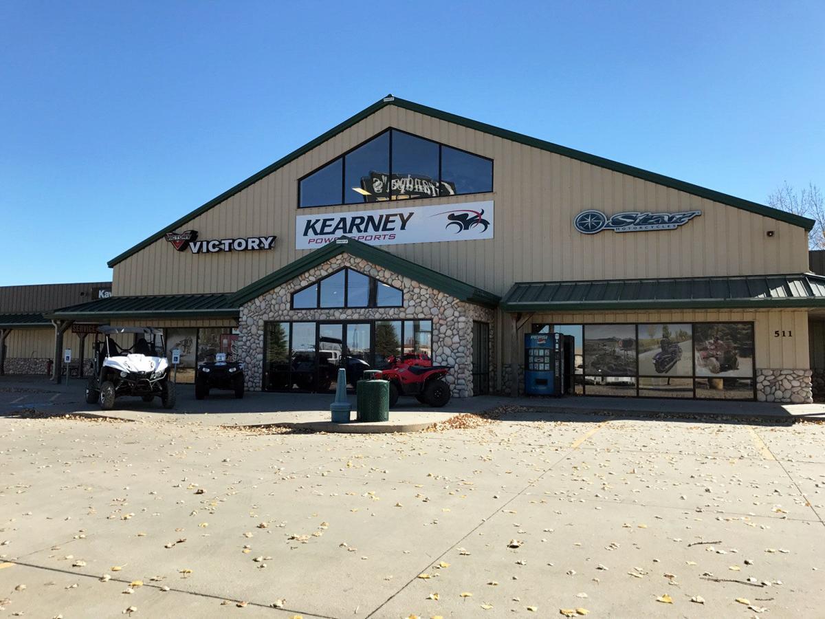 Kawasaki Kearney Ne