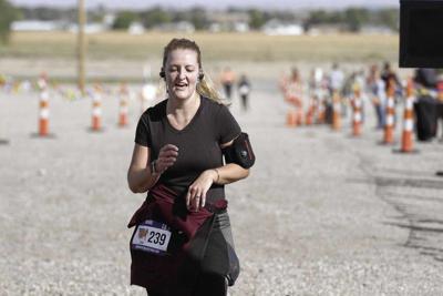 Nurse finds stress relief in running, training to run Monument Marathon