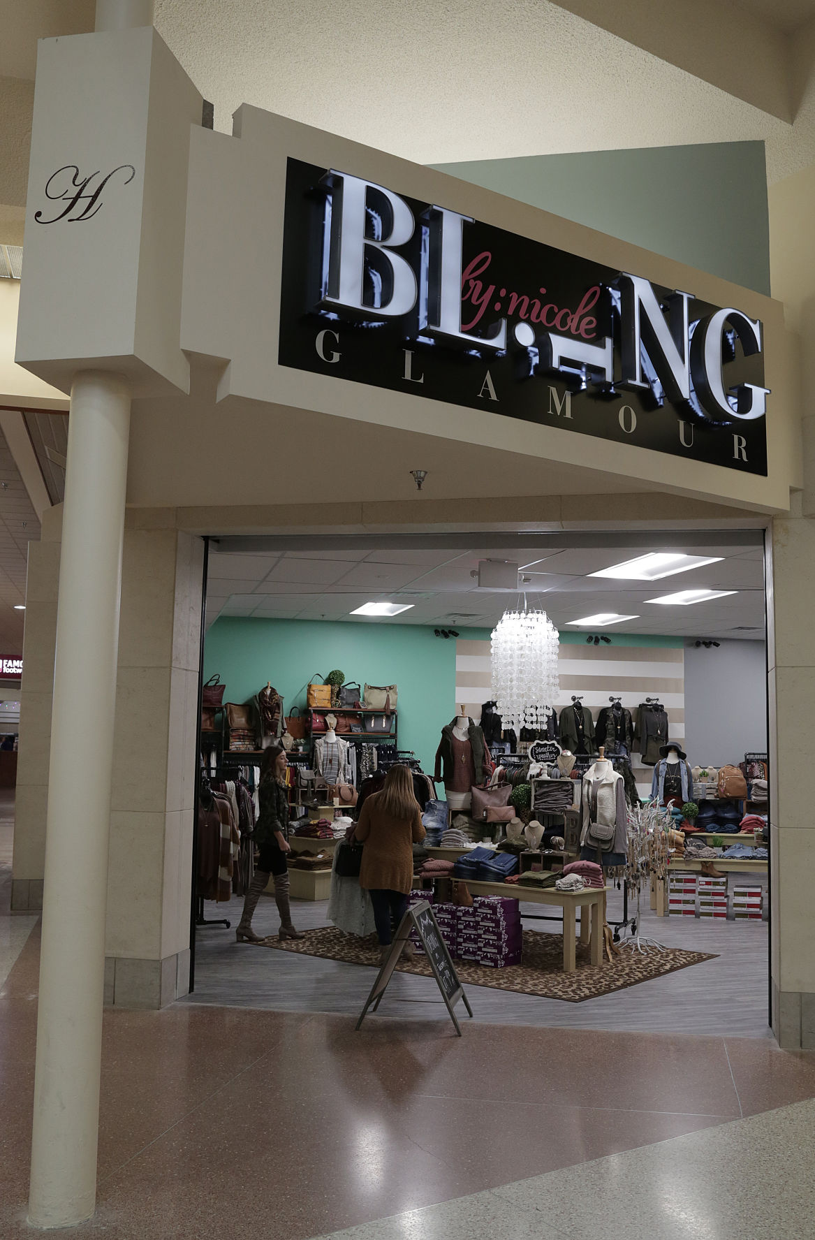 Jenuine clothing store hilltop