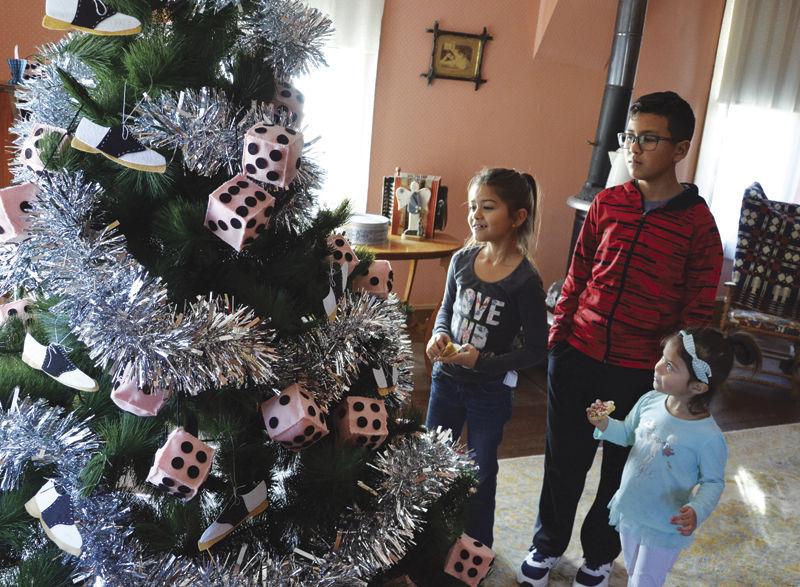 Kearney Christmas Walk 2020 Trails & Rails Museum's annual Christmas Tree Walk features mini