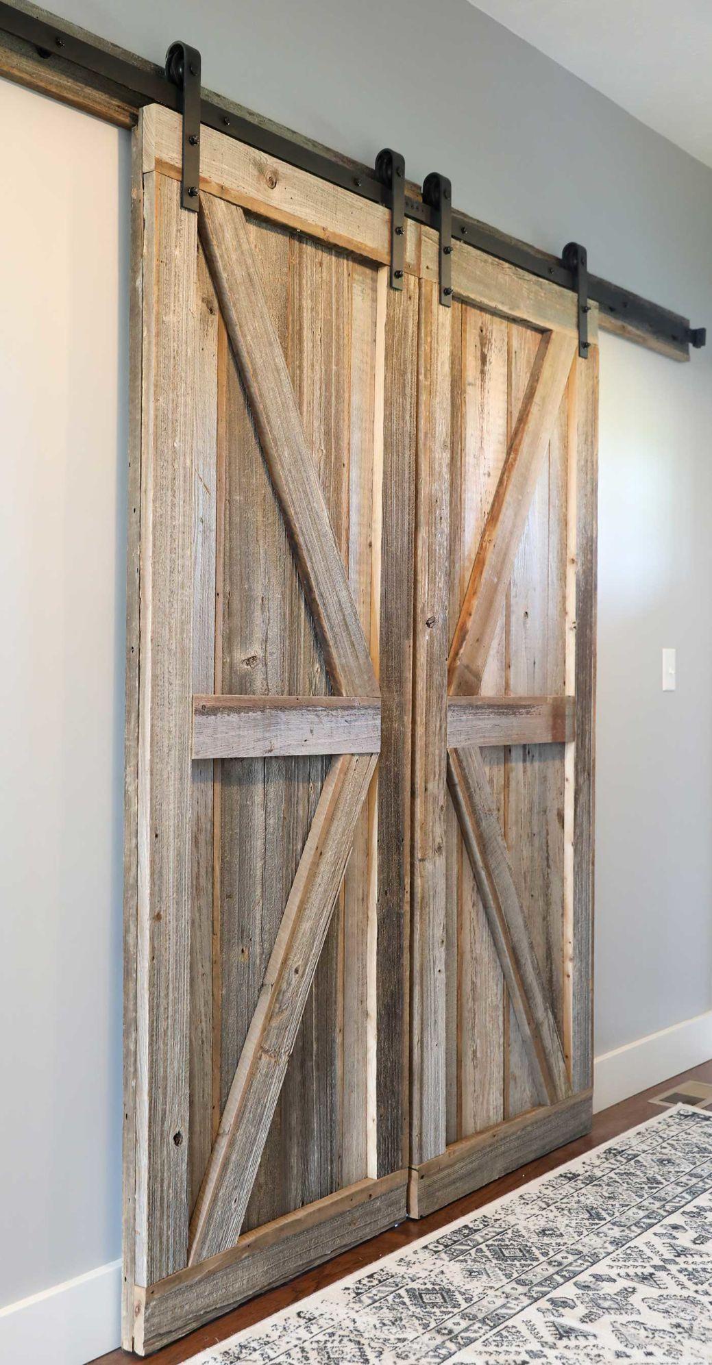 Cruise barn doors