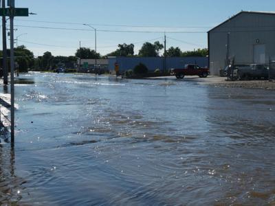 Lexington flooding