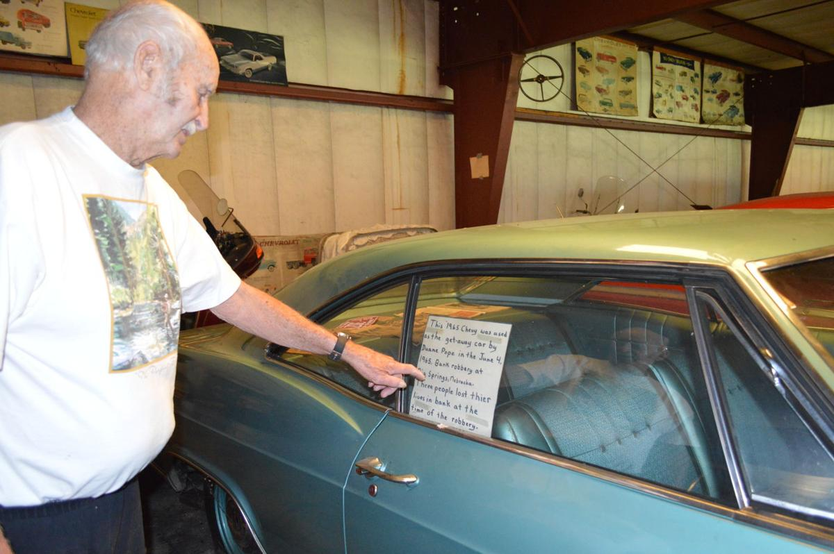 Cruise back in time: Chevyland USA owner has a story for each relic ...