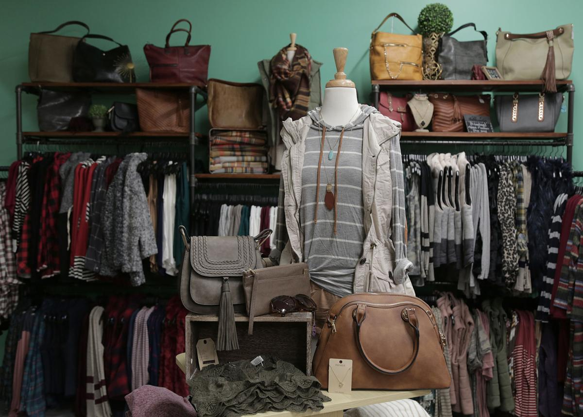 Image clothing store careers