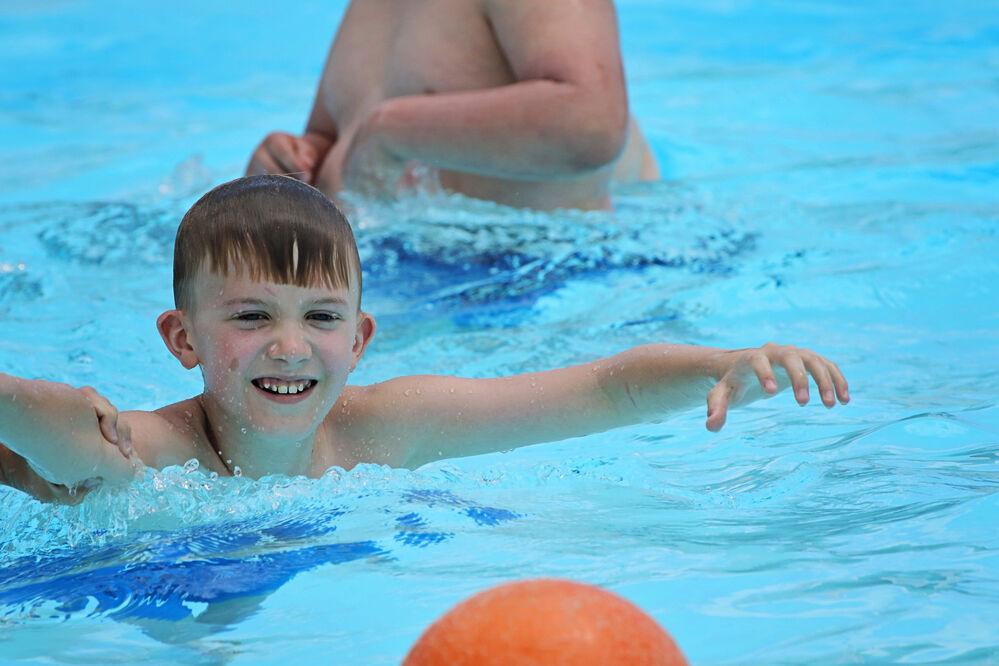 Mitchell pool