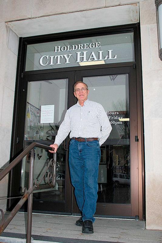 Holdrege mayor focuses on people - Kearney Hub: Local