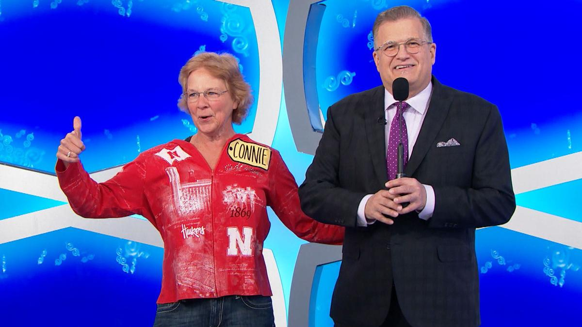 Connie Kulwicki on The Price is Right