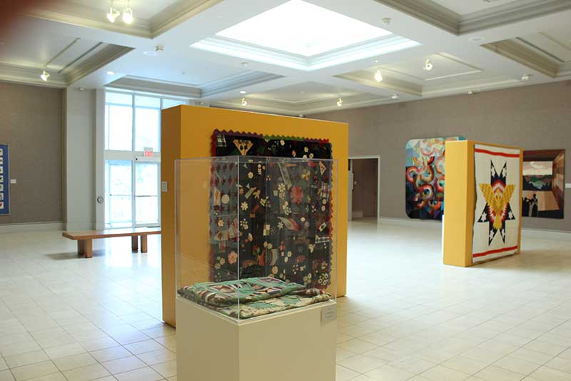 Quilts at MONA