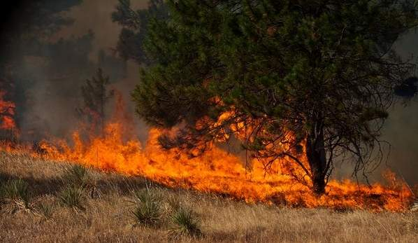 West Ash Creek Fire