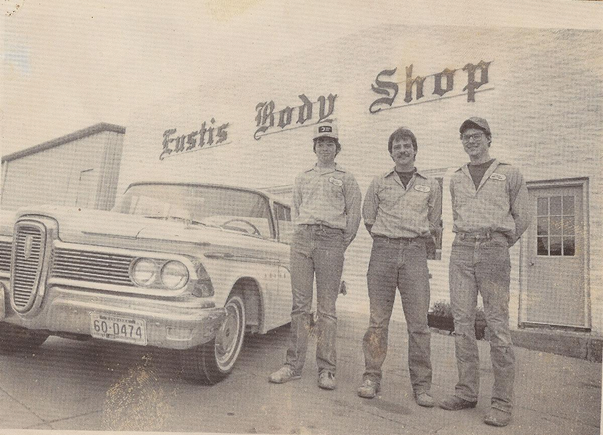 Eustis Body Shop celebrates 40 year anniversary